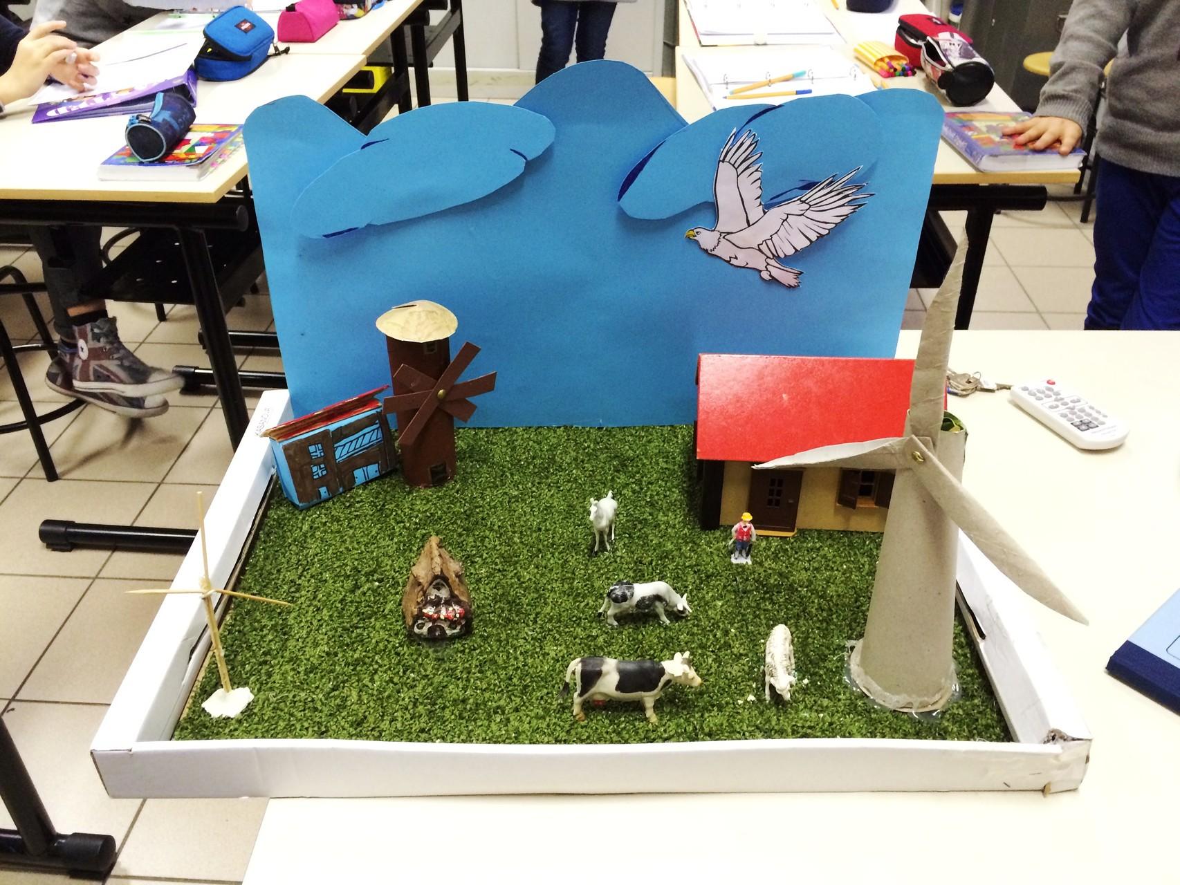 Progetto ecosistema e rifiuti: classe ID 2014/2015