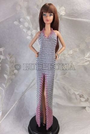 Barbie in Chainmaille Dress