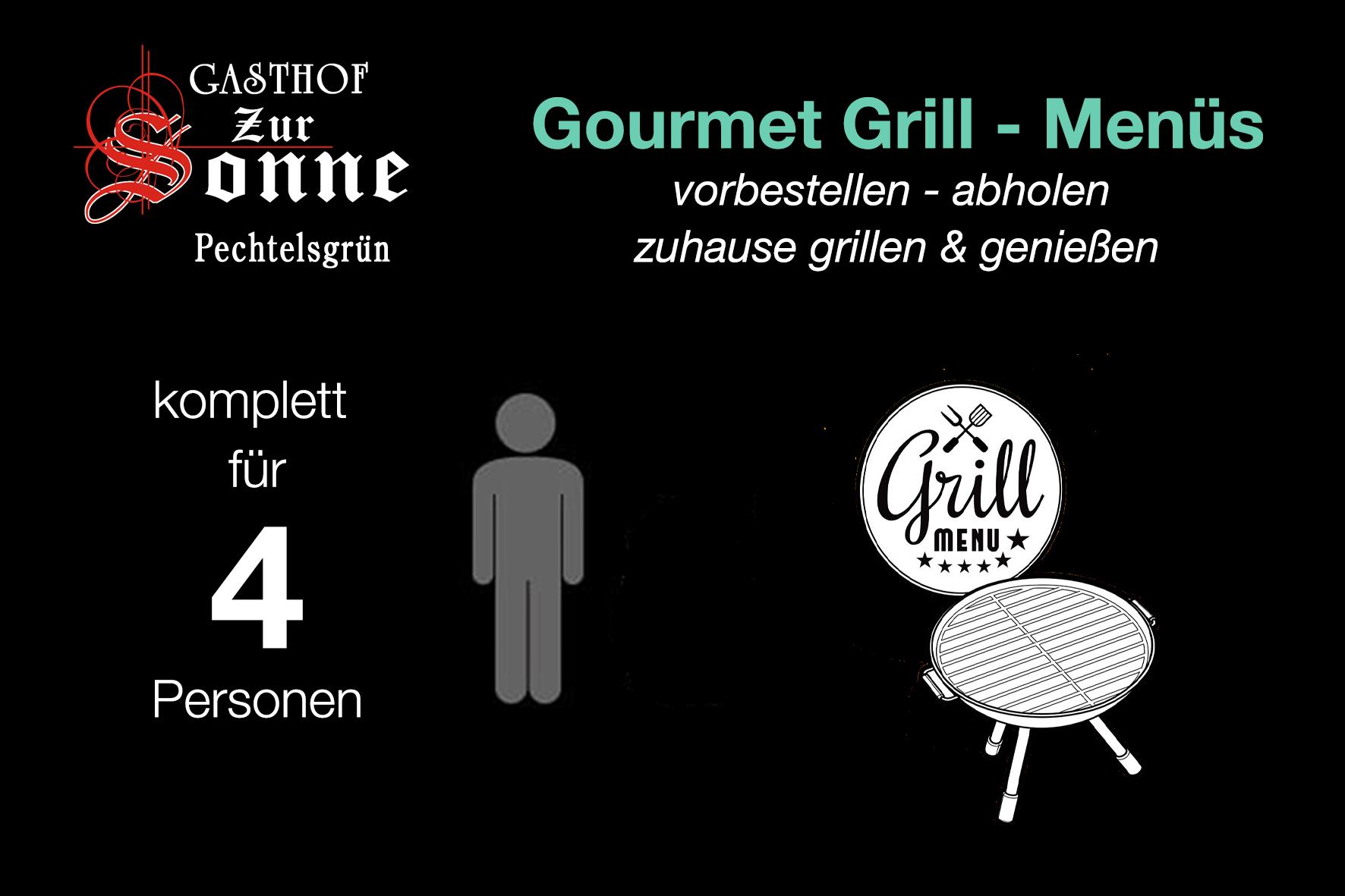 Grill Menü's