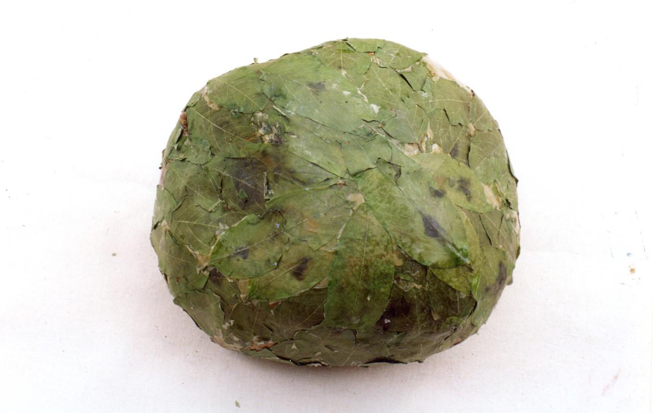 """Pedra fulles"" 18 cm. de diámetre."