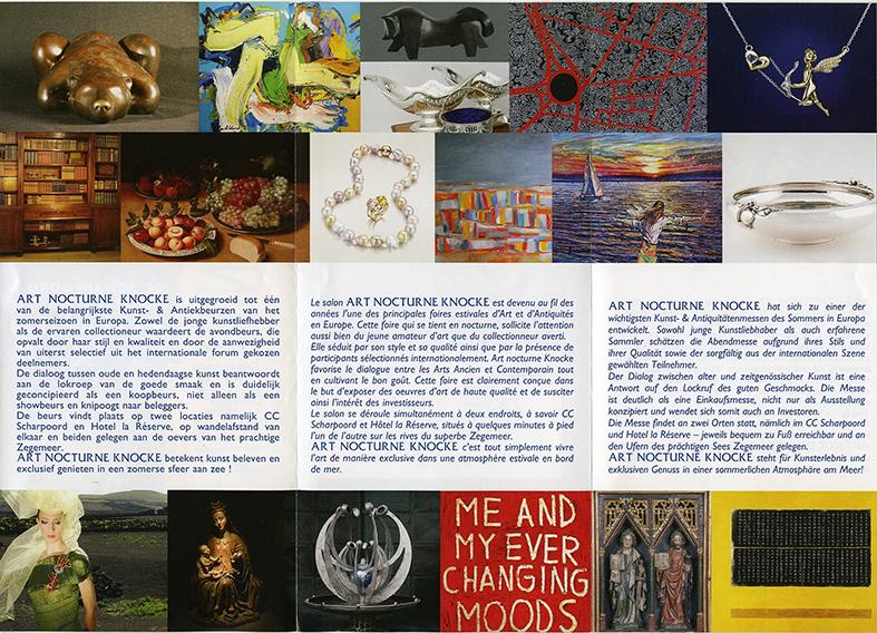 Art Nocturne Knocke 2014 booklet