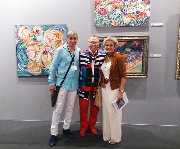 Verenissage VERA World Art Fair 16.09.2014