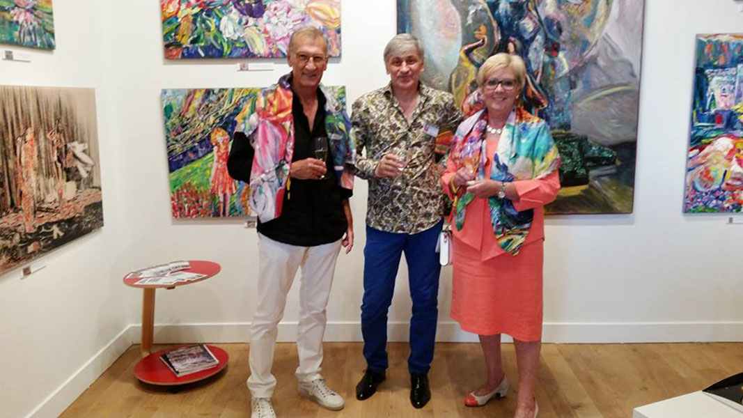 Art Nocturne Knocke vernissage 06.08.2016