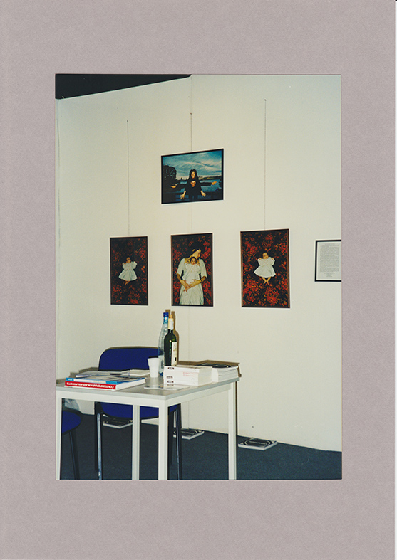 Art Salon, Manege, Moscow, 14-23.04.1999