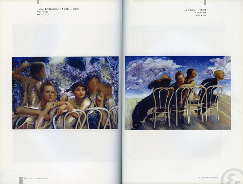 Art Events magazine, summer. 2009