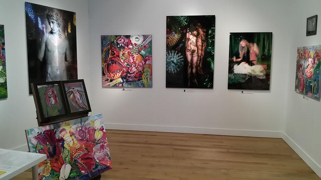 Art Nocturne Knocke vernissage 08.08.2016