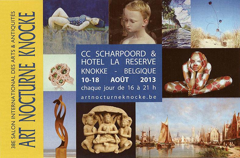 Art Nocturne Knocke 2013 booklet