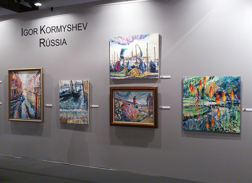 Verenissage VERA World Art Fair 16.09.2014