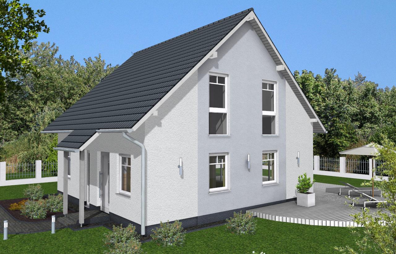 Schlüsselfertige Massivhäuser ab 99.999 Euro* - CASA NOVA Massivhaus