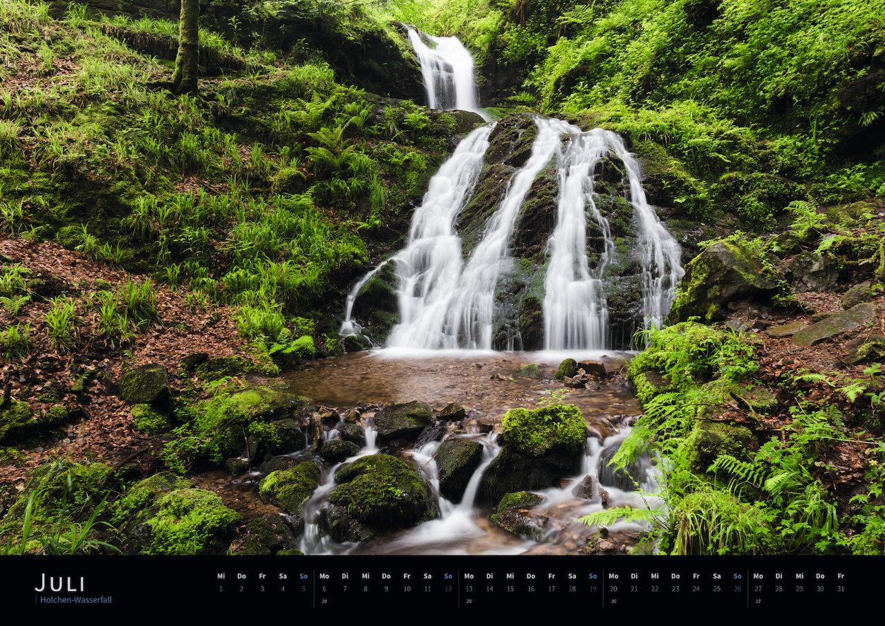 Schwarzwald-Kalender 2020 Juli