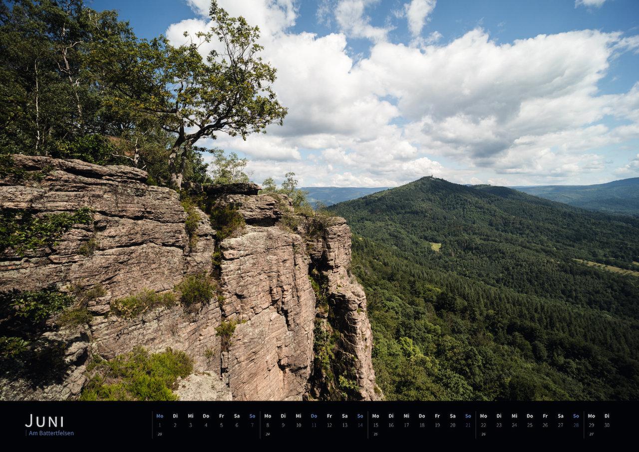 Schwarzwald-Kalender 2020 Juni