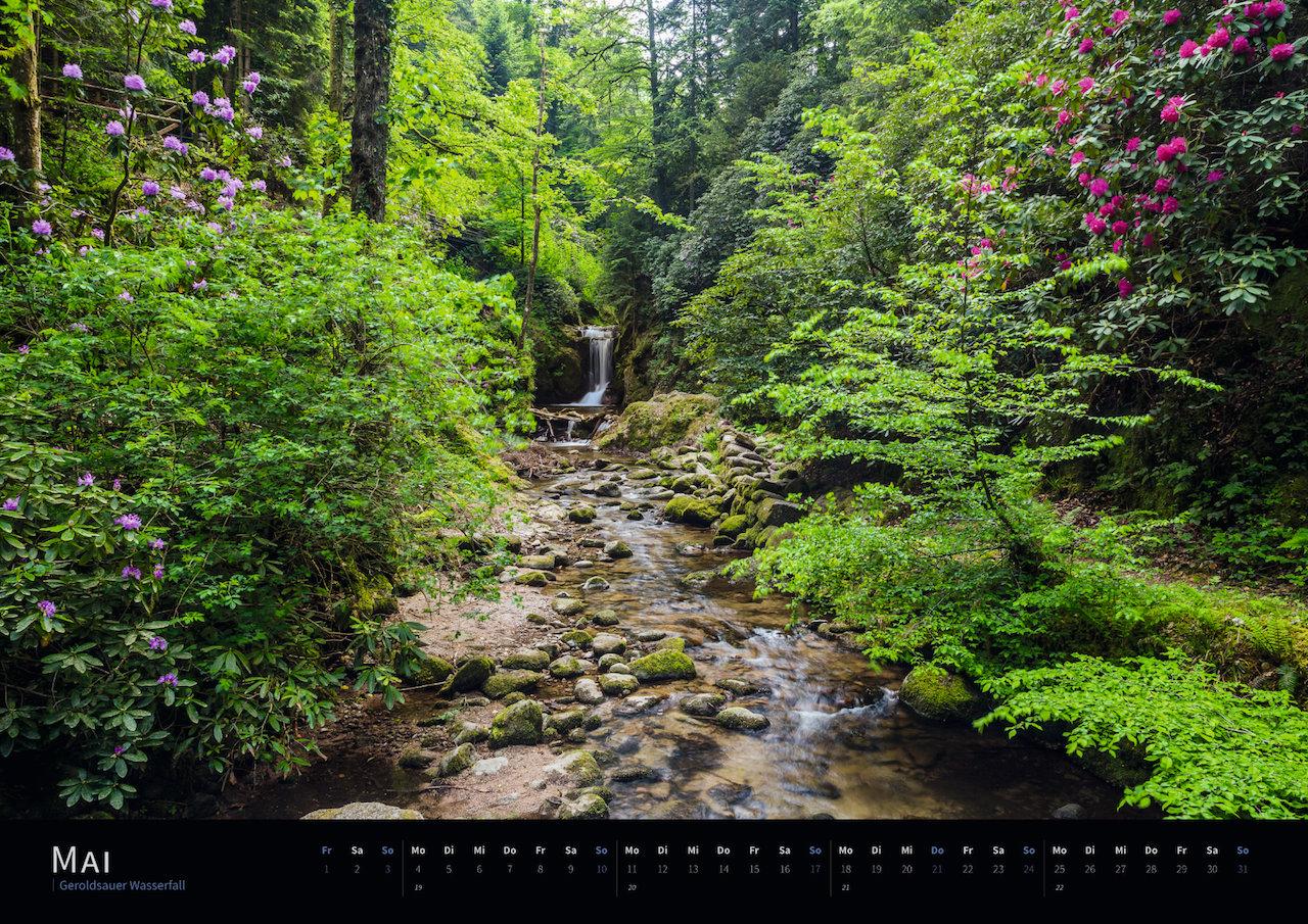 Schwarzwald-Kalender 2020 Mai