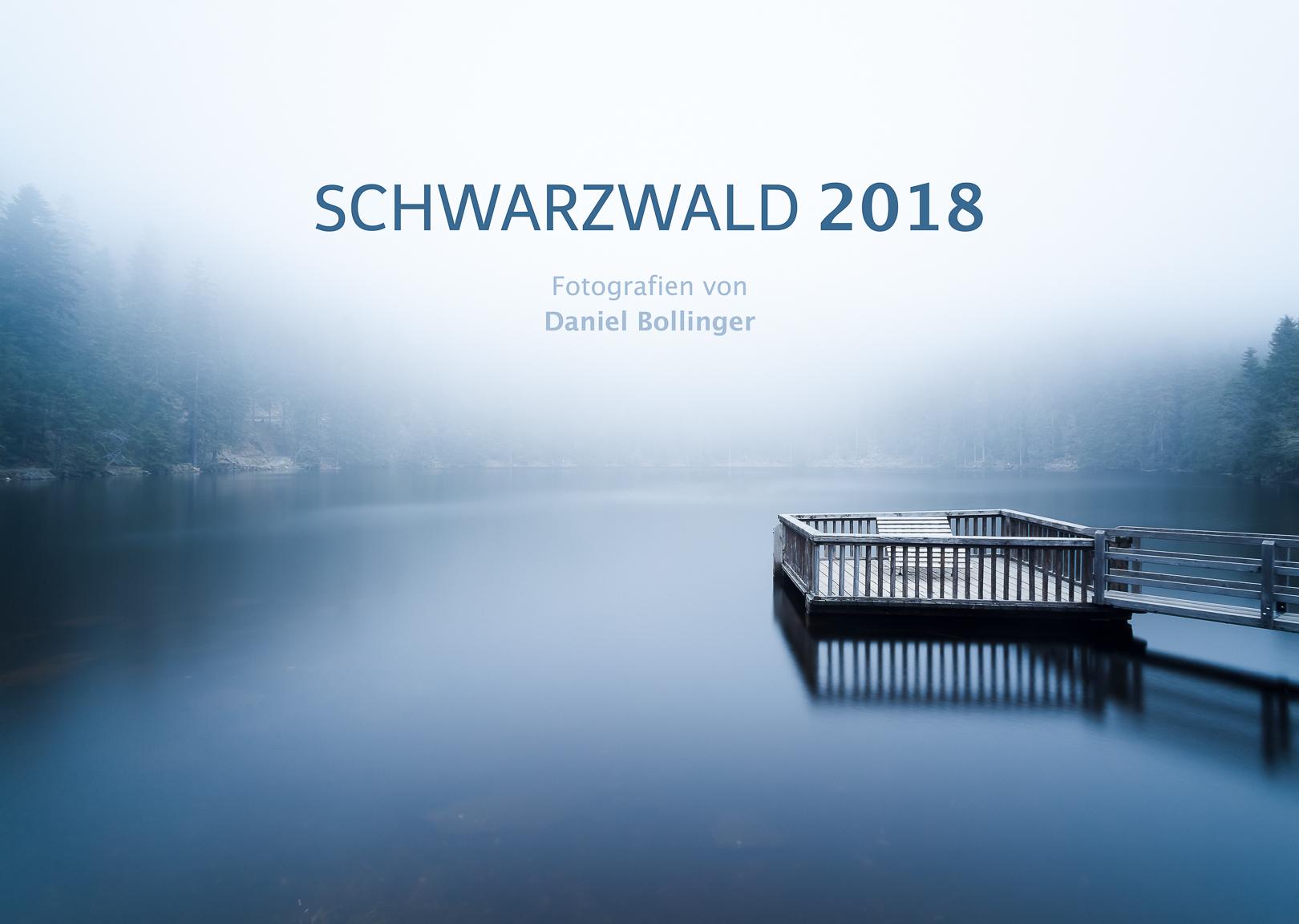 Schwarzwald-Kalender 2018 Titelblatt