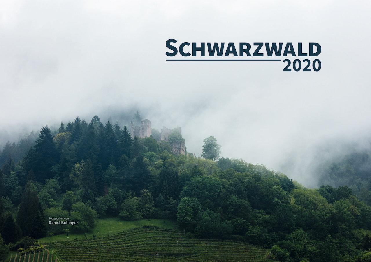 Schwarzwald-Kalender 2020 Titelblatt