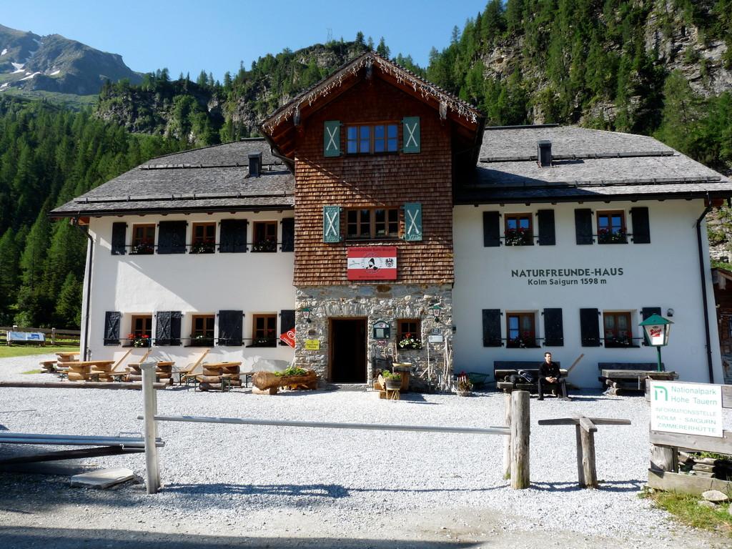 Naturfreunde Hütte Kolm-Saigurn