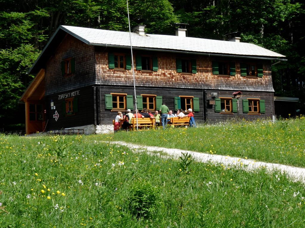 Zdarsky-Hütte