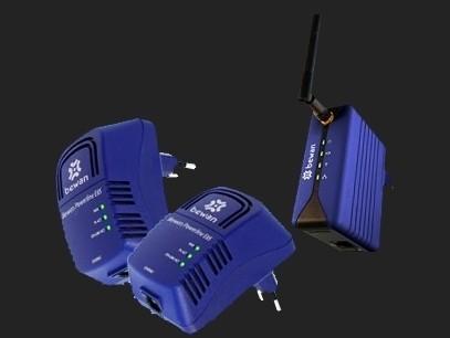 Réseau CPL (sur courant electrique).