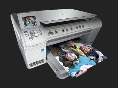 Imprimante tout-en-un.