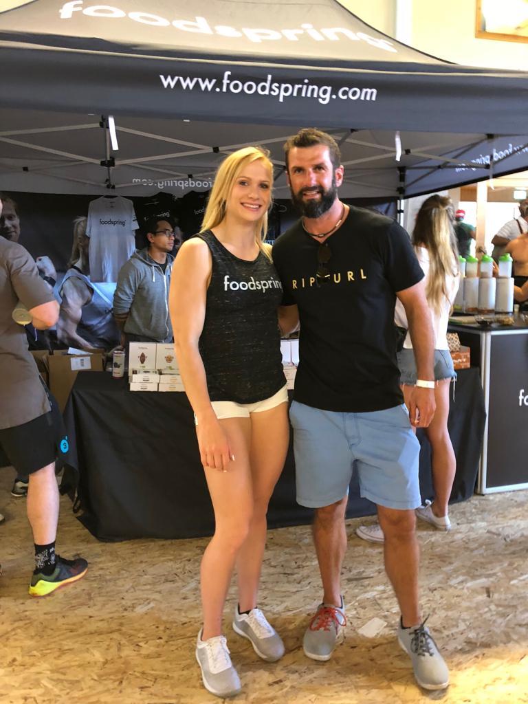 Turnschober Fitness Langenthal - Crossfit Event Swiss Alpine Battle