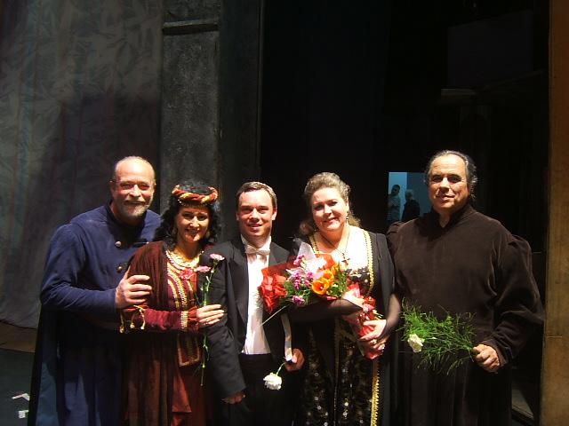 Il Trovatore, Verdi - Staatsoper Constantsa, Rumänien
