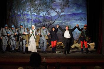 Dragonette, Offenbach - State Opera Stara Zagora, Bulgaria