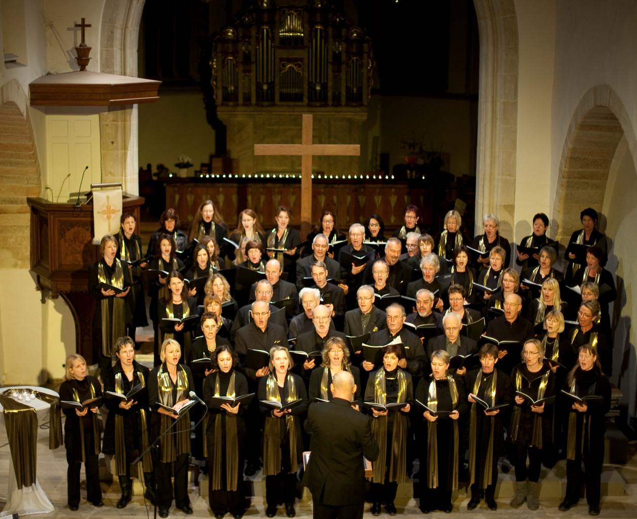 Konzert in Hildrizhausen