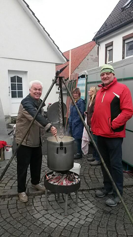 Ein Renner: Altdorfer Kartoffelsupp