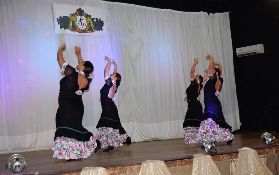 Las SALEROSAS  compiten en Corrientes
