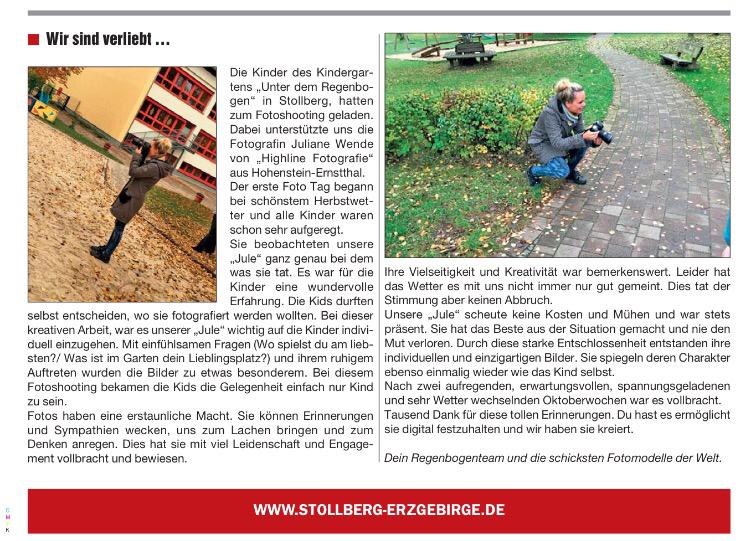 Kindergartenfotografin in Hohenstein-Ernstthal, Stollberg, Meerane, Glauchau, Chemnitz, Zwickau