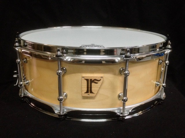 "#01 . Maple 15ply / 14""x 5"""