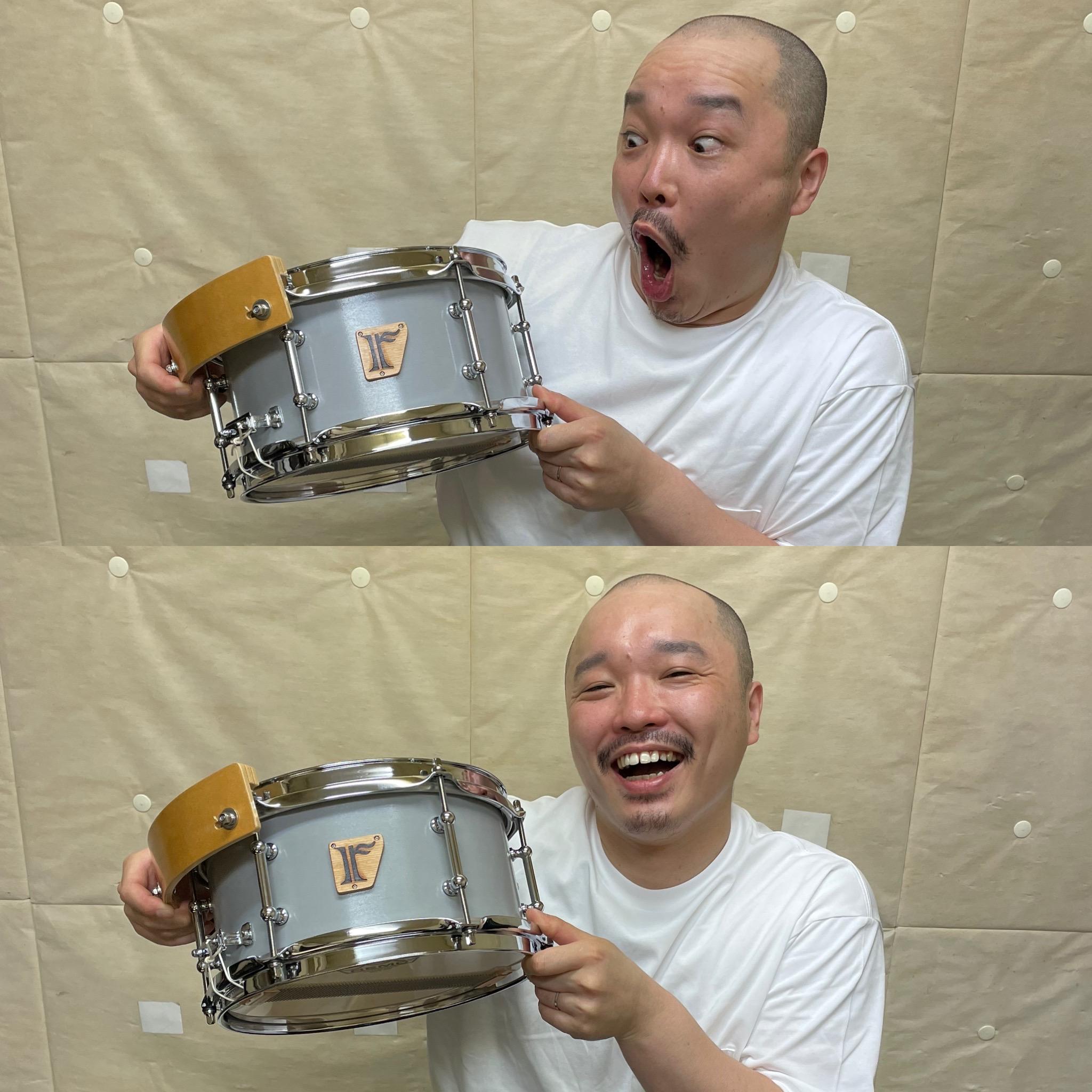 """和田元気 Custom. Maple 10ply / 10""""x5.5"""" SD"""