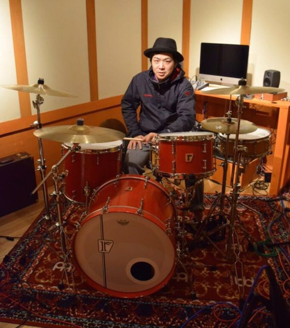 "大石耕平 [ex. THE GELUGUGU] #01.Maple 15ply / 14""x5"" , #07.Maple 10+6ply / 13""x6"" SD , Custom.Maple 10&8ply kit / 22""x15""BD , 12""x8""TT , 16""x15""FT , Custom. Brass / 14""x6.5"" SD"