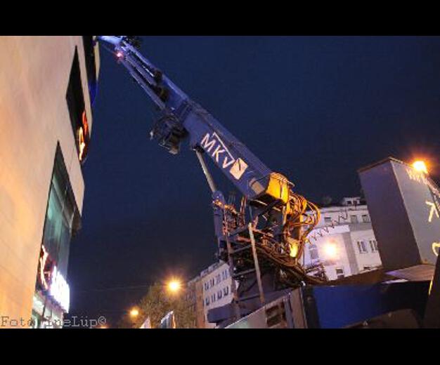 Arbeit bei Nacht