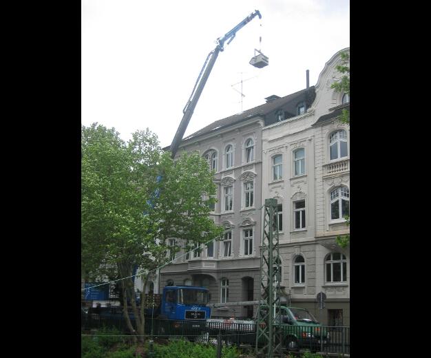 Kran - Wuppertal II