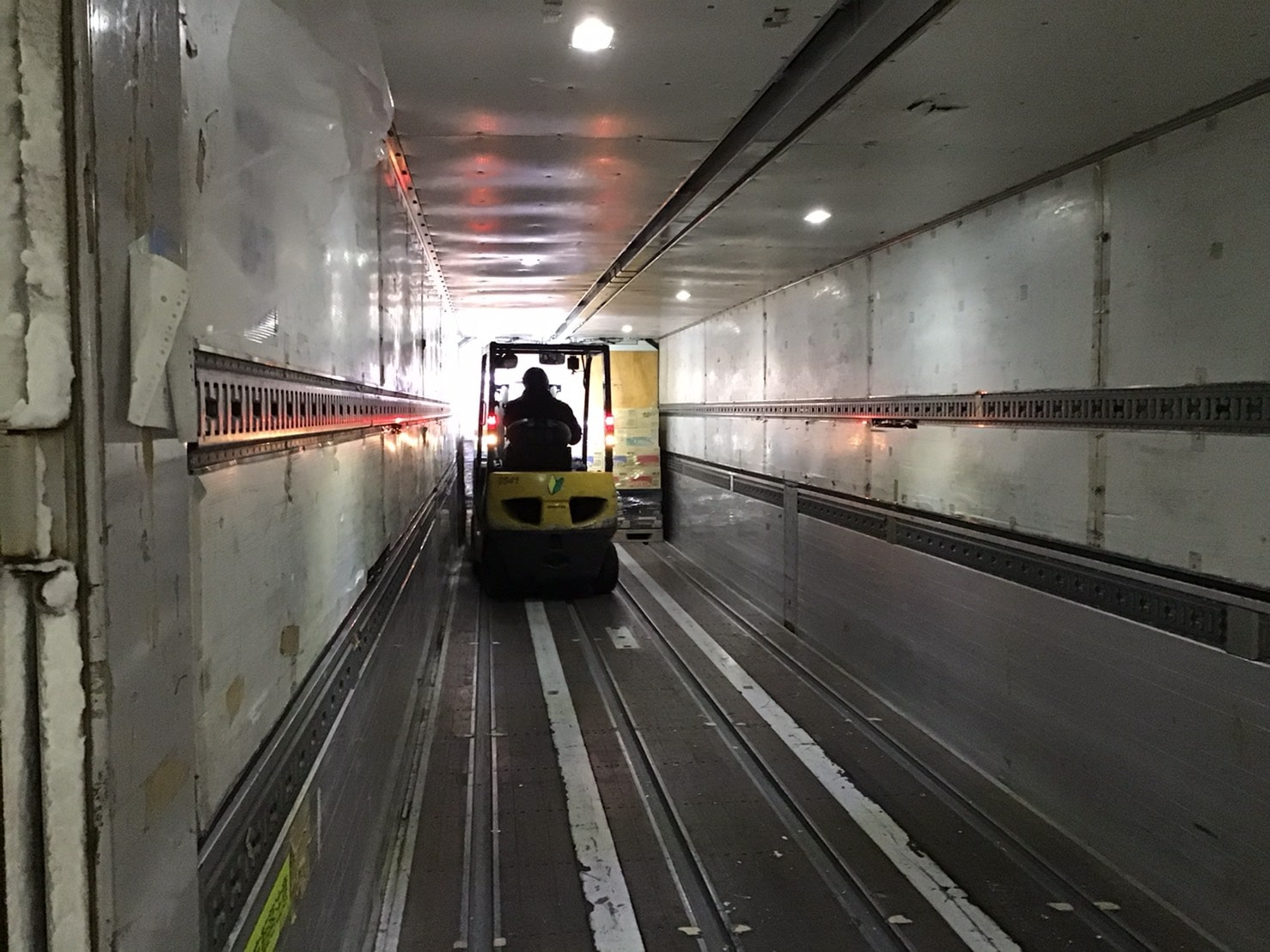 札幌運輸課 - トレーラー運送