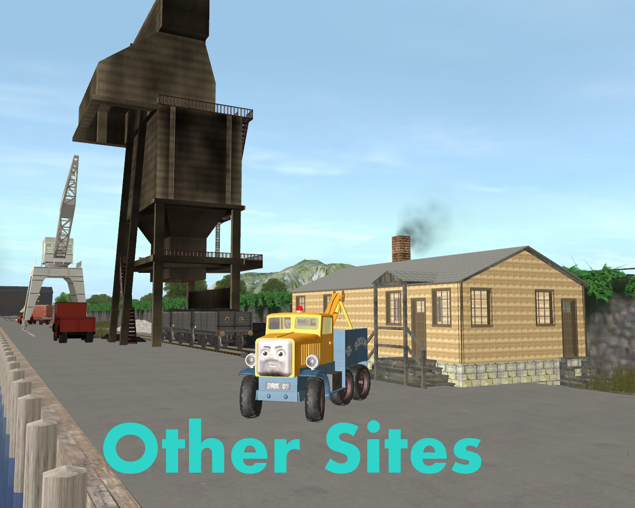 Other Sites - hilltrackstrainzroutes's JimdoPage!