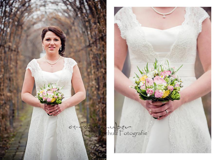 Braut, Brautkleid, Brautstrauß, Brautpaarshooting, Fotograf Koblenz, Klostergut Besselich, Hochzeitsfeier, Trauung