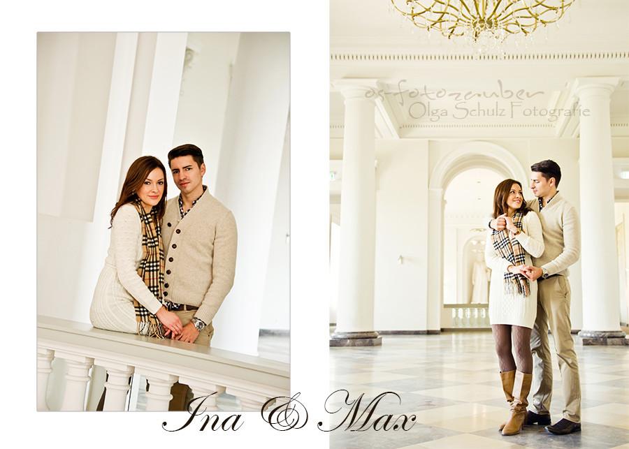 Paarshooting, Gutschein, Fotoshooting in Koblenz, kurfürstliches Schloss in Koblenz, verliebt, Verlobungsshooting, Engagementshooting, am Fenster, Portrait