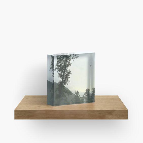 Acrylblock mit Foto aus Zorge, Südharz. Kunst-Shop Kunst und Kaffeetassen von Syelle Beutnagel