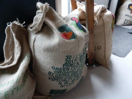 Kaffeesäcke (Foto:D.Mathes)