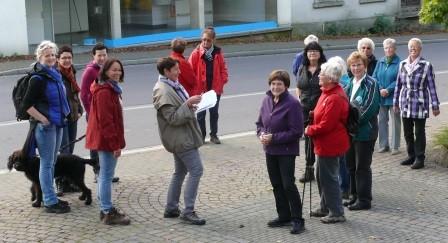 Treffen der LandFrauen (Foto: E. Becker)