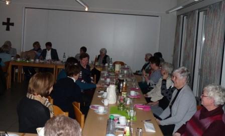 Die Jahreshauptversammlung der Rönsahler Landfrauen war gut besucht. Foto: B. Negel-Täuber