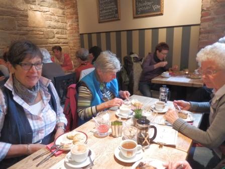 ...im Tea Time Cottage (Foto:DM)
