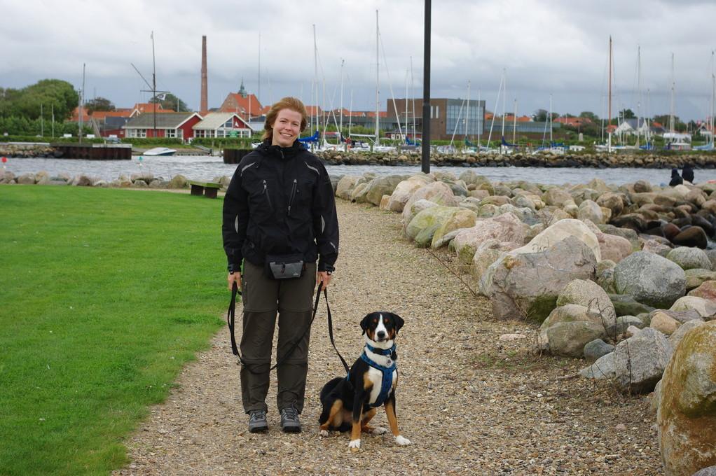 1. Tag in Dänemark