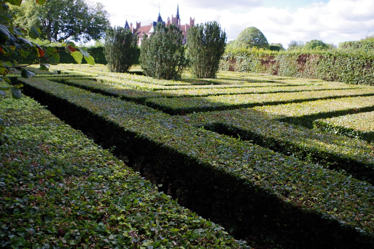 Oh ein Labyrinth