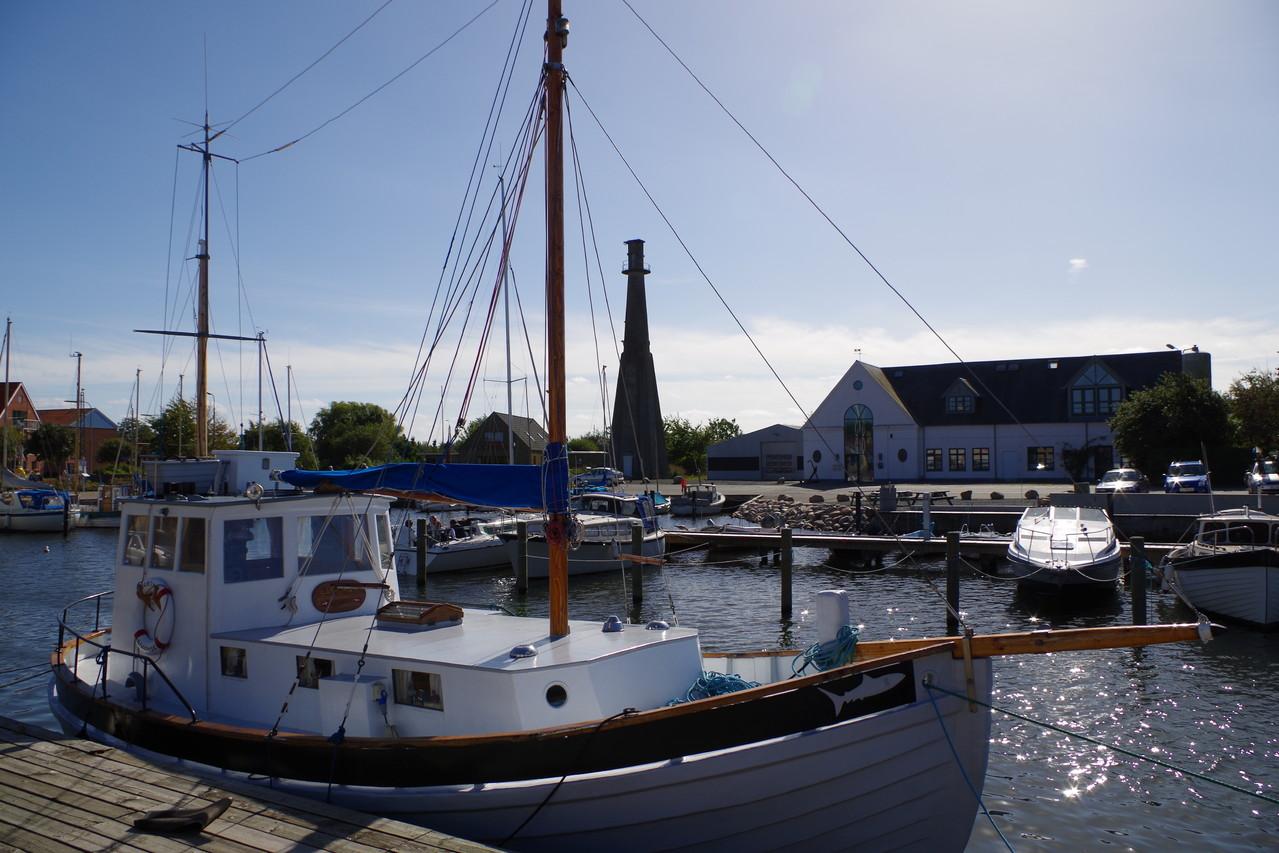 Der Hafen von Bogense