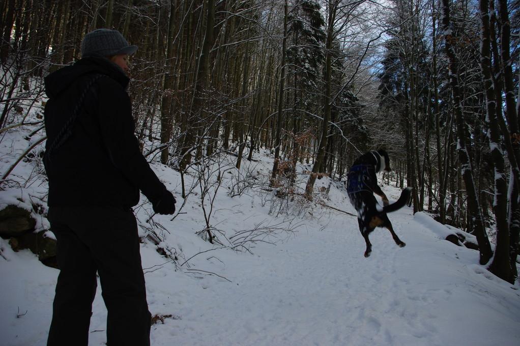 schnee juchu