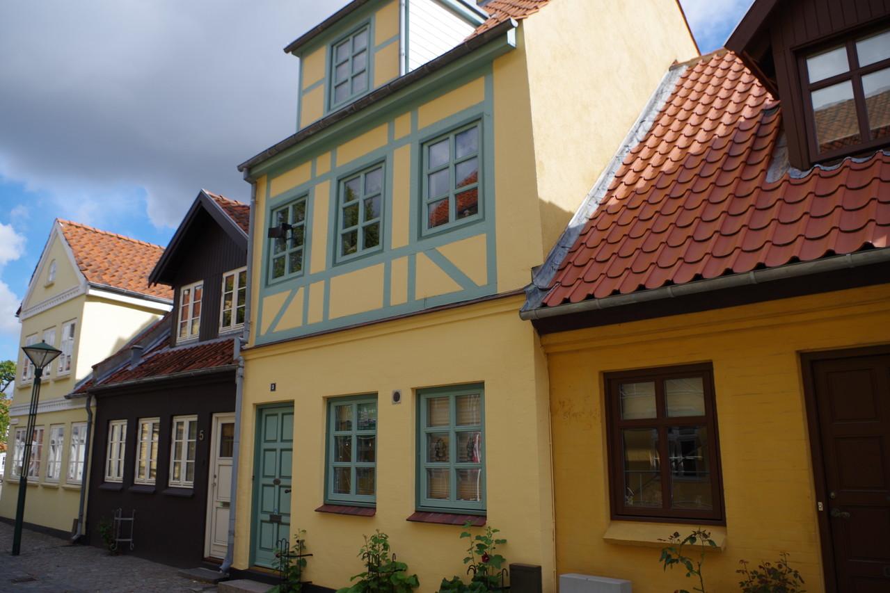 Ach sind das niedliche kleine Häuser