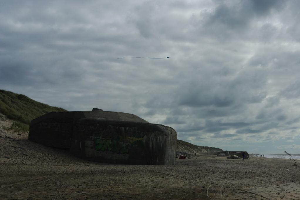 Der Strand in Sondervig!