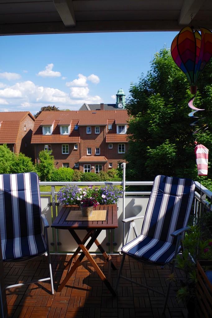 Unser Balkon :-)